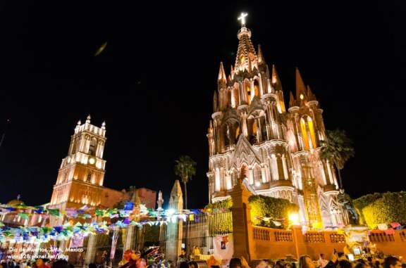 San Miguel de Allende, Ready to Celebrate