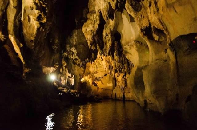 Underground Boating