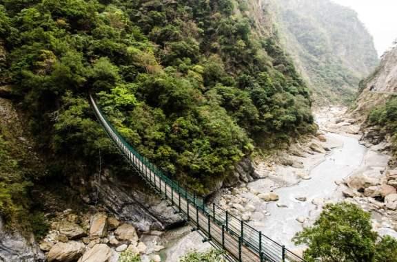 Bridge over the River Liwu