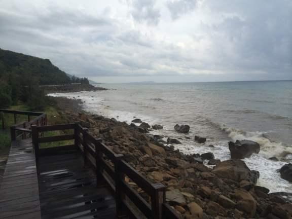 Taiwan's Southwest Coast