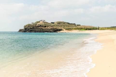 Our Private Beach in Penghu