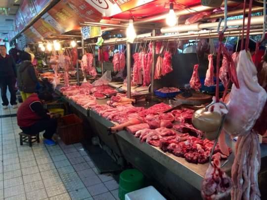 Taipei Traditional Market