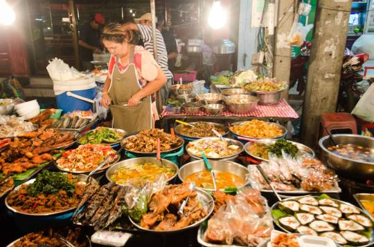 Buffet Style Thai Delights