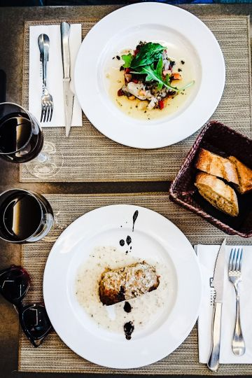 Prix Fixe Lunch, Girona, Spaing