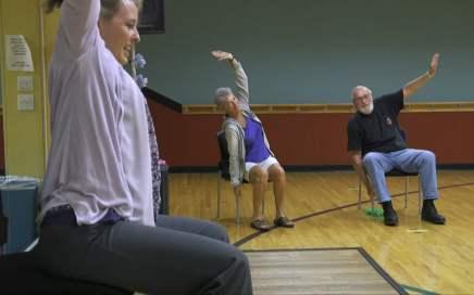 parkinson exercices en groupe