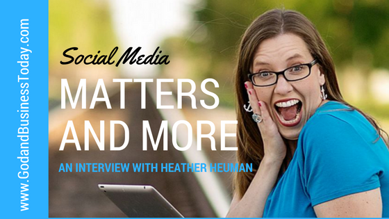 social media marketing heather heuman