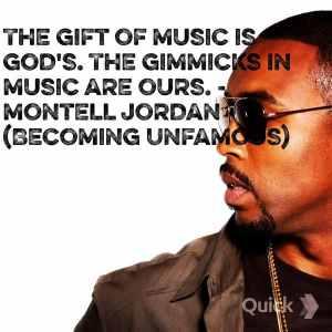 Montel quote