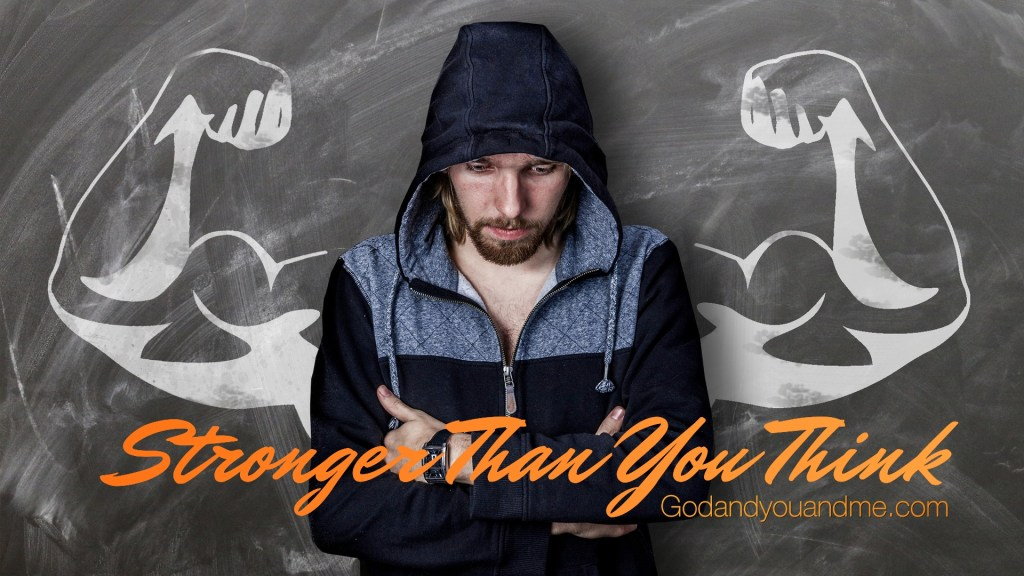 Repent and Renounce — You're Stronger Than You Think