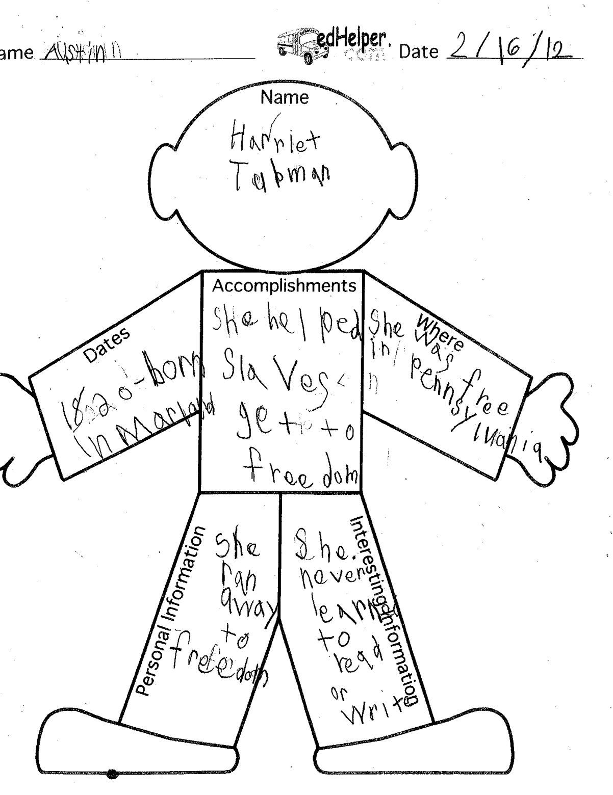 First Grade Social Stu S Worksheets