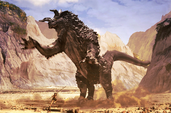 Behemoth as he appears in the novel series Chronicles of the Nephilim. Available on Amazon.com