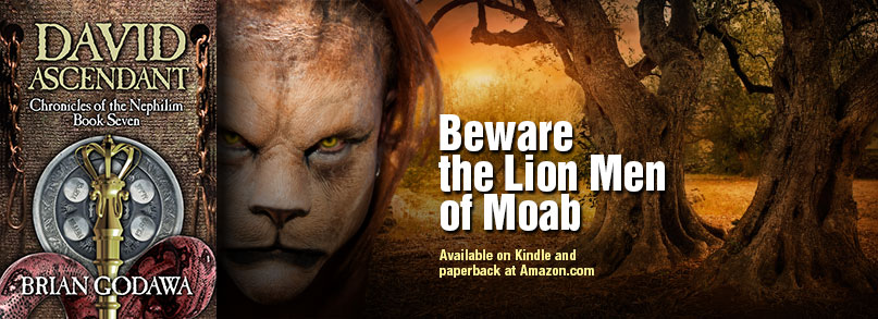Of Myth And The Bible: Part 10 The Lion Men Of Moab - Godawa