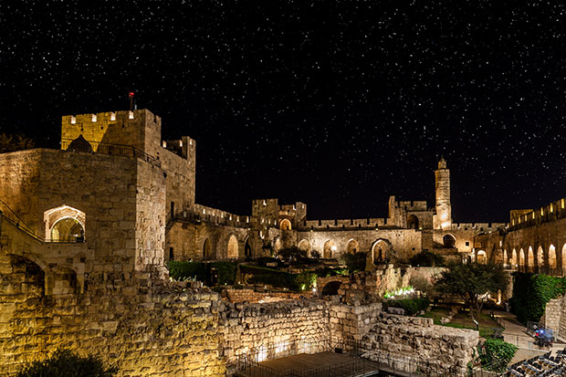 JerusalemNight