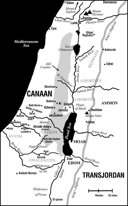 Map-Canaan-Joshua