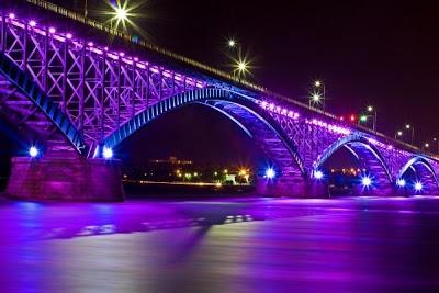 Peace Bridge - Canada USA