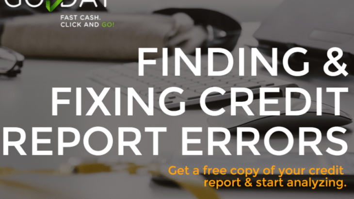 Blog Header April 10 2015 Credit Report Errors