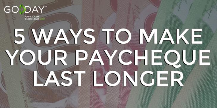 Blog Header- 5 Ways Paycheque