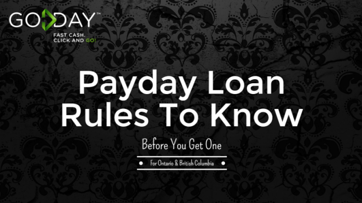Blog Header- Payday Loan Rules