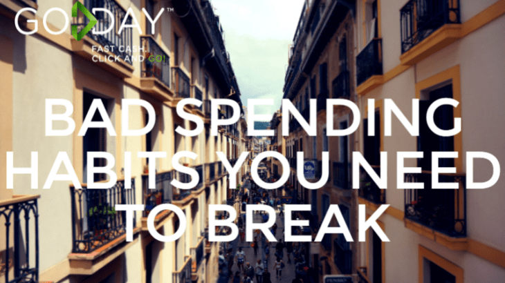Bad Spending Habits You Need To Break