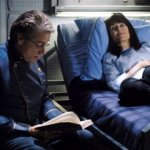 Adama and Roslin ~ Battlestar Galactica