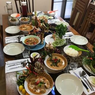 Thai Cooking Class, Koh Samui, Godberstravel, Godberboys, kim England, cooking class koh samui, infusion cooking classes samui, thai food