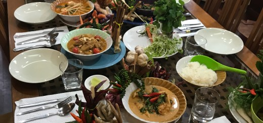 Thai Cooking Class, Koh Samui, Godberstravel, Godberboys, kim England, cooking class koh samui, infusion cooking classes samui, thai food