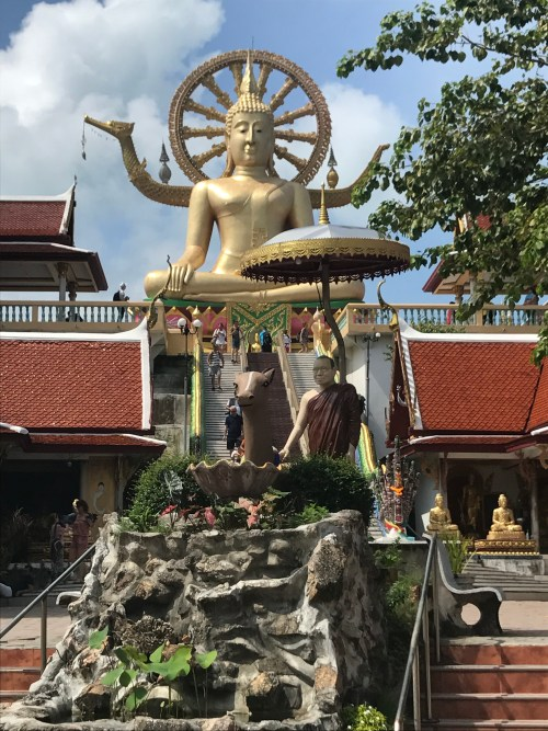 Bophut, Koh Samui, Godberstravel, Godberboys, kim England, Koh Samui with Kids, Top Ten Tips for a hassle free stay in Paradise, Thailand 2017, Thailand 2018, big buddah,