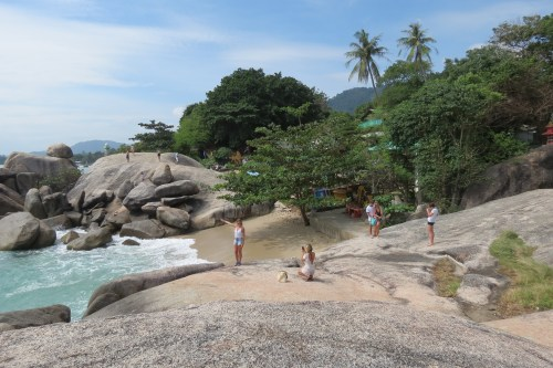 Bophut, Koh Samui, Godberstravel, Godberboys, kim England, Koh Samui with Kids, Top Ten Tips for a hassle free stay in Paradise, Thailand 2017, Thailand 2018, hinta, hinyai, grandmother rock, grandfather rock