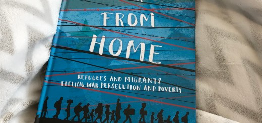 refugees welcome, far from home, godberstravel, How to talk to children about refugees, chooselove, Cath Senker
