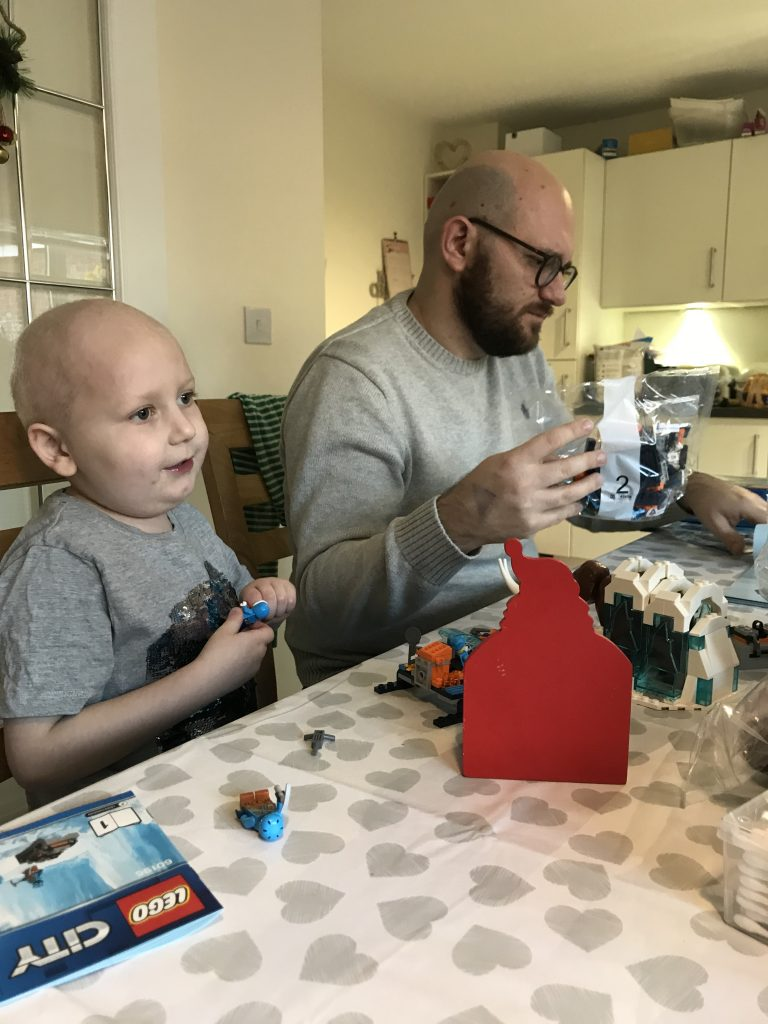 godberstravel, #Donate4Bilbo, Bilbo, childhoodcancer, cancer, leukemia, CLICSargent, giveblood, gofundme, bilbosjourney, our new normal, making memories, Christmas 2018