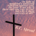 R C Sproul Quote Easter God Bless You 4ever