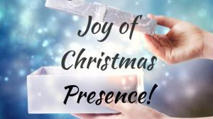 Opening Christmas Presence