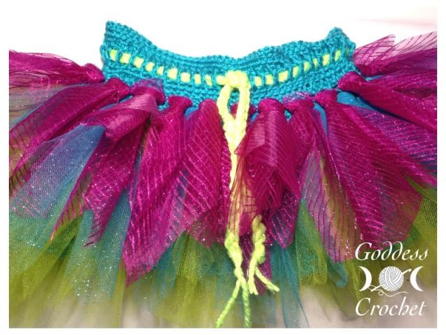 Crochet Tutu