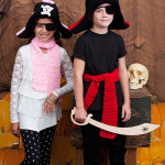 Children's Pirate Costume - Kim Guzman
