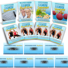 Buy the Hypothyroidism Exercise Revolution Program to Safely Lose Weight