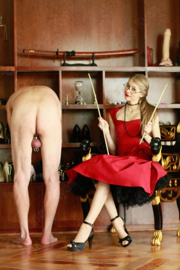 Oops! Did I beat you so hard I broke my cane? Don't worry, I have more where that one came from...