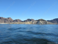 Lake Mead is gorgeous in the late summer!