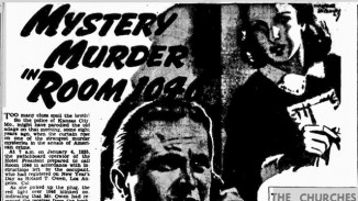 So the police of Kansas City. Mo., might have parodied the old adage on that morning,in 1935, when the curtain rose on one of the strangest murder mysteries in the annals of American crime.