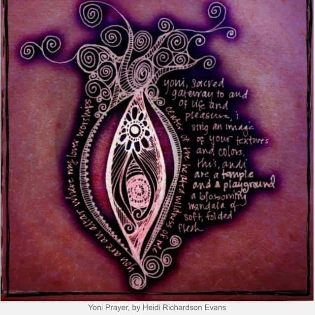 yoni prayer, yoni art, yoni meaning, yoni, yoni wand, goddess wand, sacred sex