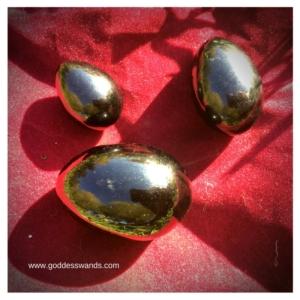 obsidian yoni egg, obsidian egg set, buy yoni eggs canada, goddess eggs, goddess wands, goddesswands, jade eggs, yoni egg set