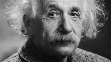 Photo of Albert Einstein citater