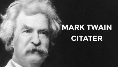 Photo of Mark Twain Citater