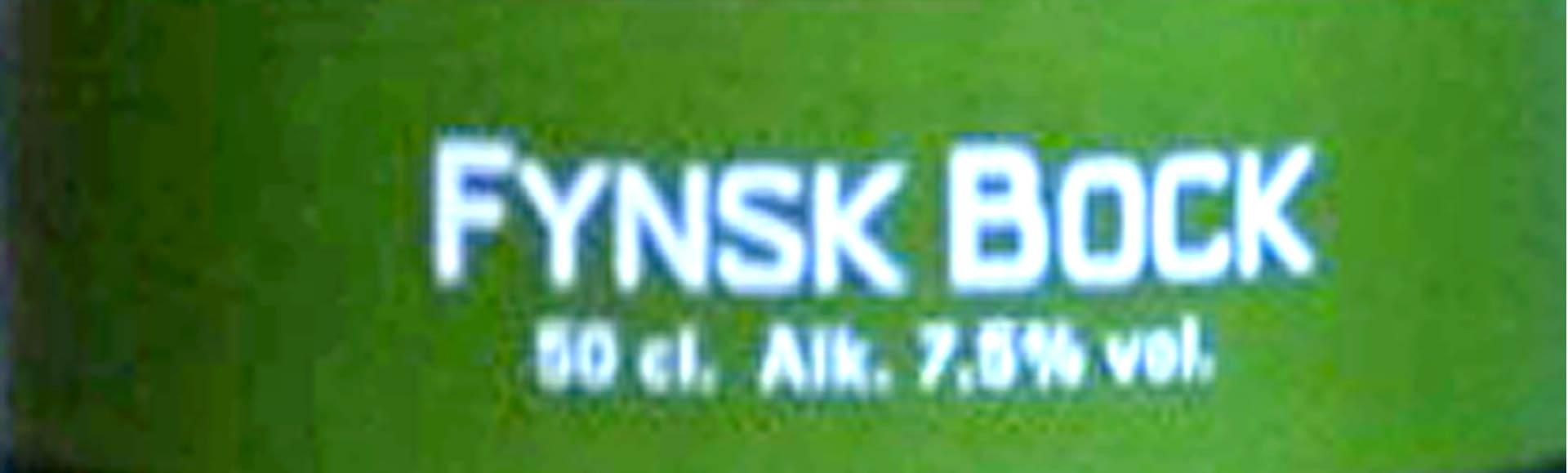 Fynsk Bock fra Stensbogaard