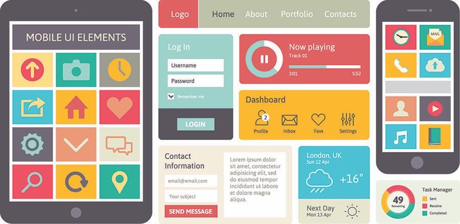 Diseño Web Mobile por GoDesign