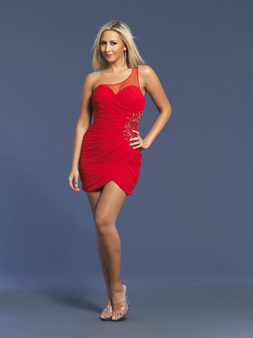 Stylish Red Short Dresses For All Ocassion Godfather Style