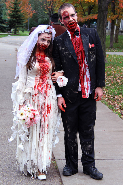 SCARY HALLOWEEN COSTUMES FOR COUPLES Godfather Style