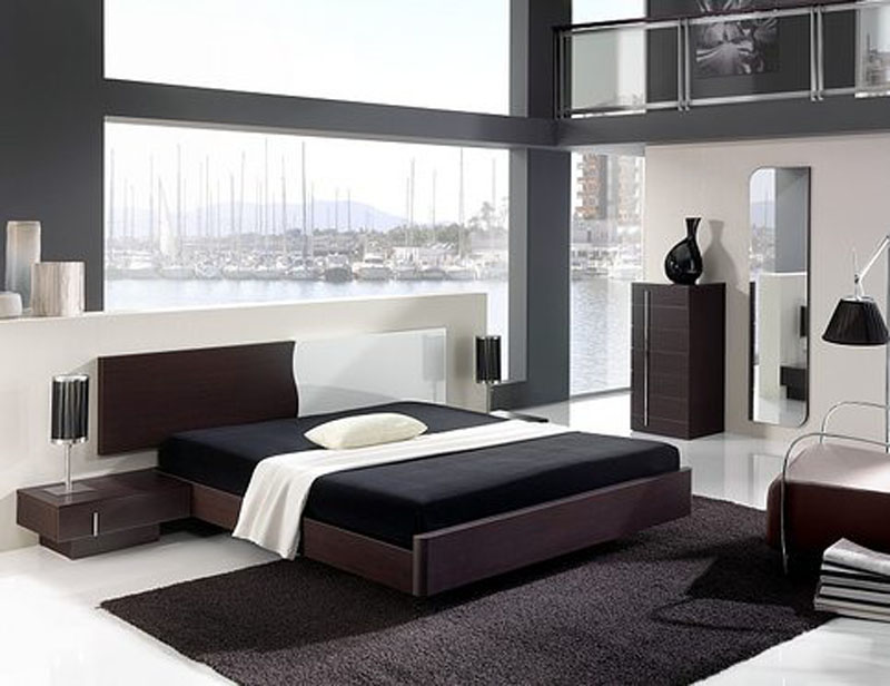 34 STYLISH MASCULINE BEDROOMS ....... - Godfather Style on Cool Bedroom Ideas  id=66491
