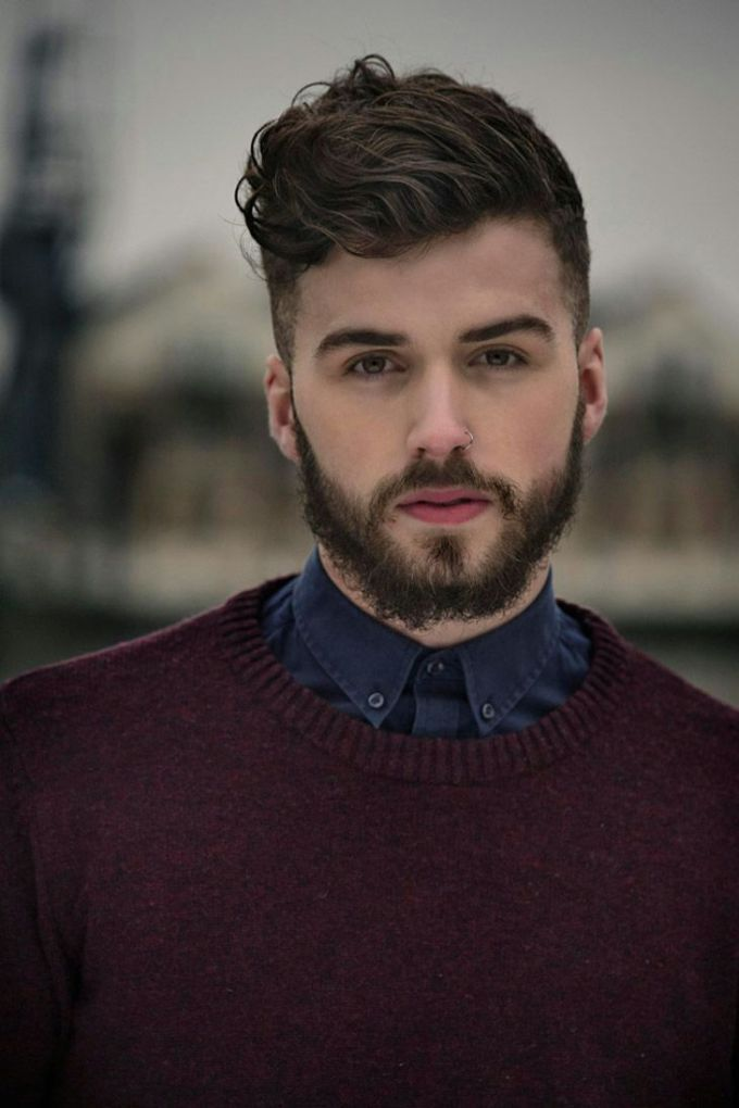 28 cool hipster haircuts for men. - godfather style
