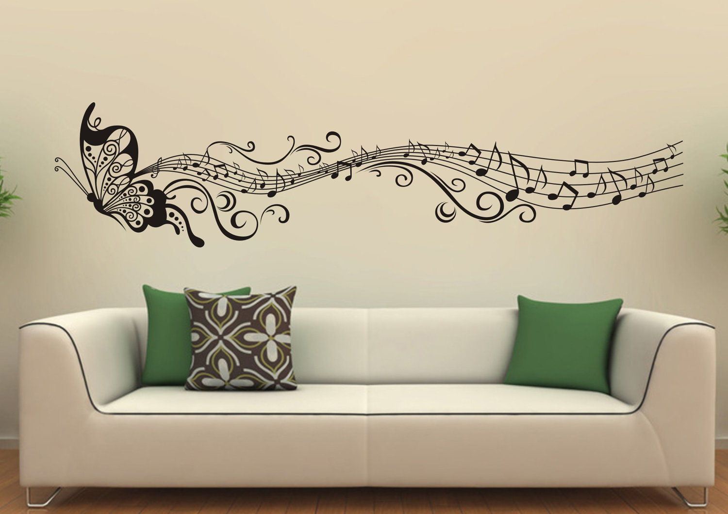 30 UNIQUE WALL DECOR IDEAS...... - Godfather Style on Creative Wall Art Ideas  id=93041