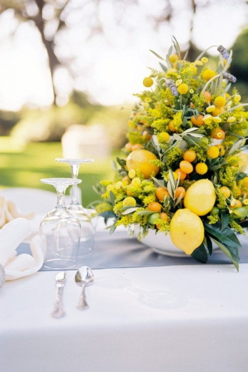 30 BEAUTIFUL SUMMER WEDDING CENTERPIECE INSPIRATIONS