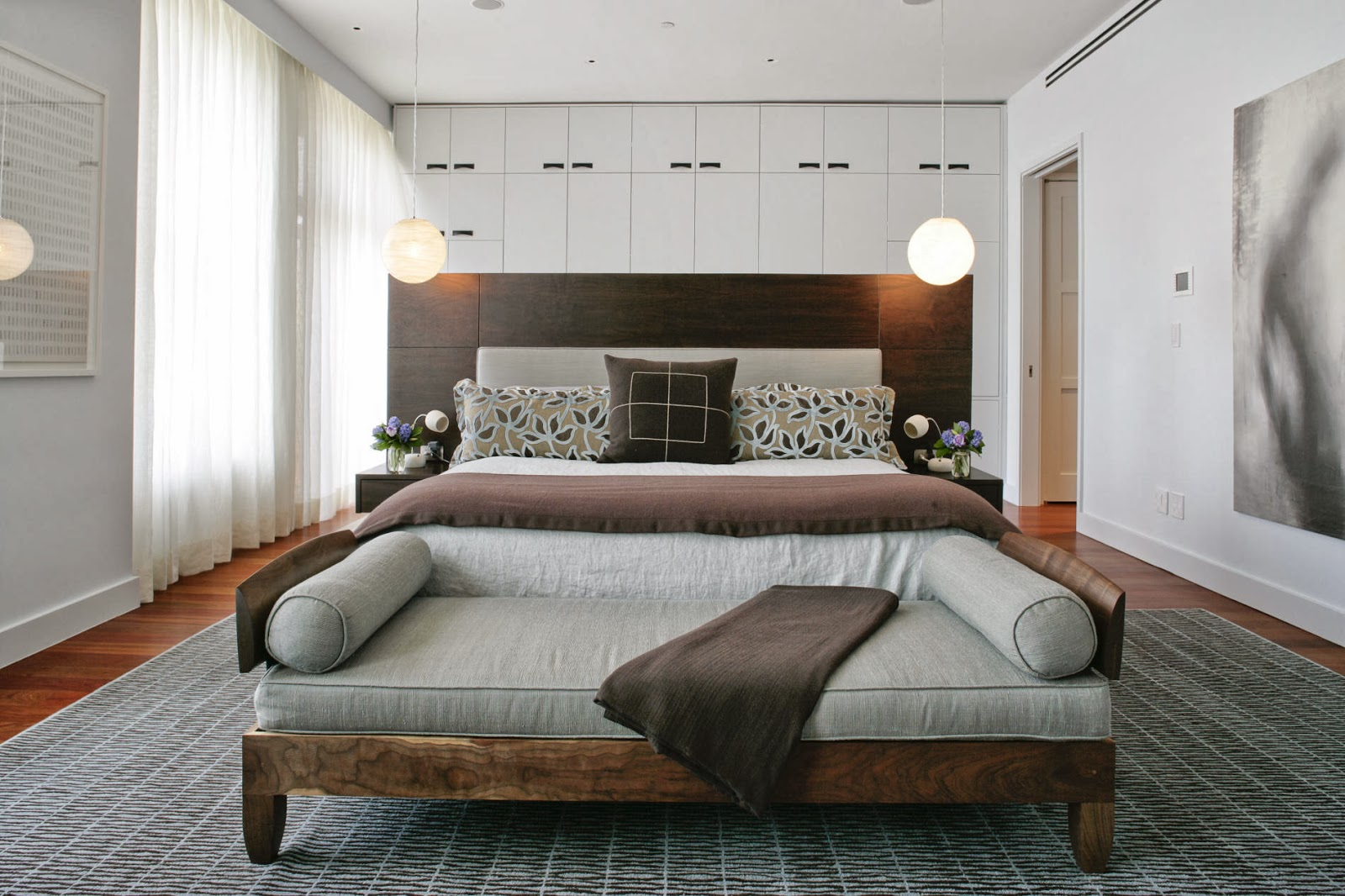 28 LOVELY FOOT OF THE BED IDEAS Godfather Style